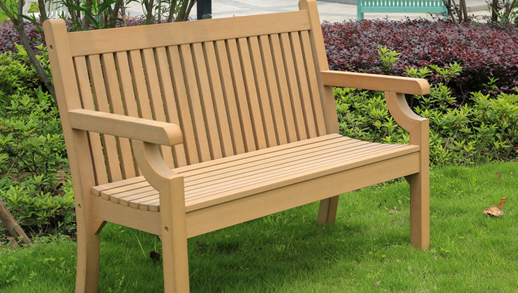 The Winawood all weather garden bench